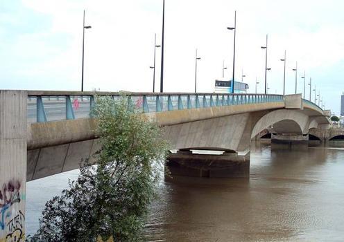 Pont des Trois-Continents, Nantes.