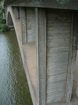 Pont de la Jonelière, Nantes Pilettes