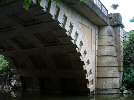 Pont sur la Guyotte, Navilly