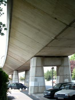 Neuilly-Plaisance - RER A - Viaduc de Neuilly-Plaisance - Quelques travées