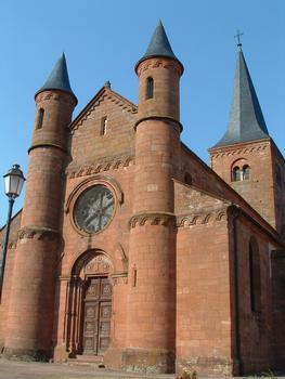 Protestant Church, Neuwiler-lès-Saverne