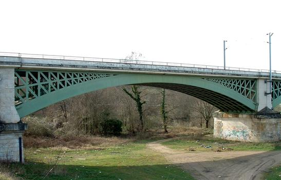 Railroad Bridge, Nevers