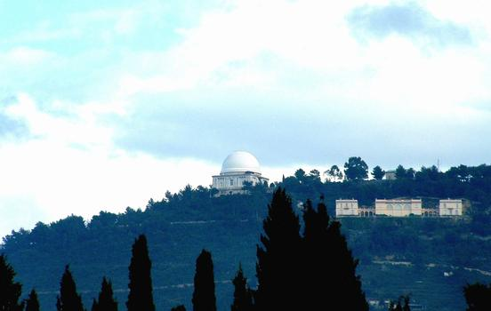 Mount Gros Observatory, Nice