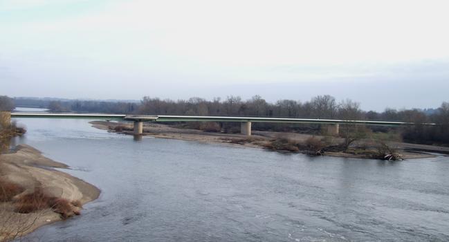 Guétin-Brücke bei Cuffy