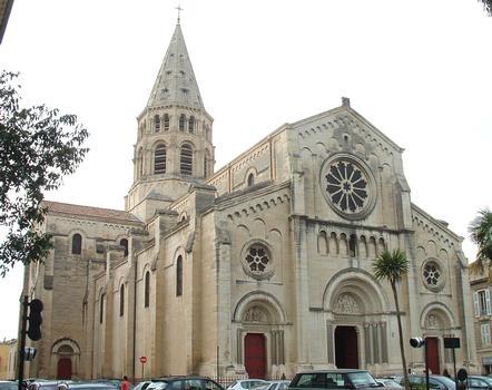 Nîmes - Eglise Saint-Paul - Façade
