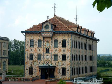Schokoladenfabrik Menier, Noisiel