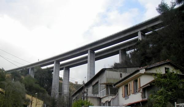 Viaduc de la Nuec (Autoroute A8)