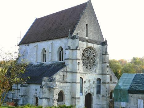 Abbaye Notre-Dame de Lieu-Restauré
