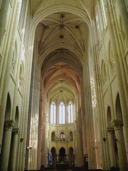 Senlis - Cathédrale Notre-Dame