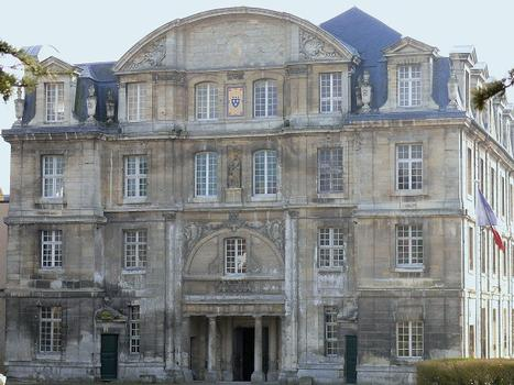 Ancienne abbaye Saint-Vincent