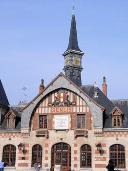 Altre Bahnhof Senlis
