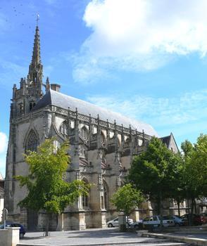 Argentan - Eglise Saint-Martin