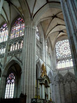 Cathédrale Notre-Dame de Sées - Croisée du transept