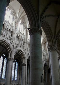 Cathédrale Notre-Dame de Sées - Nef - Elévation