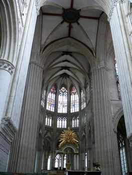 Cathédrale Notre-Dame de Sées - Choeur - Elévation