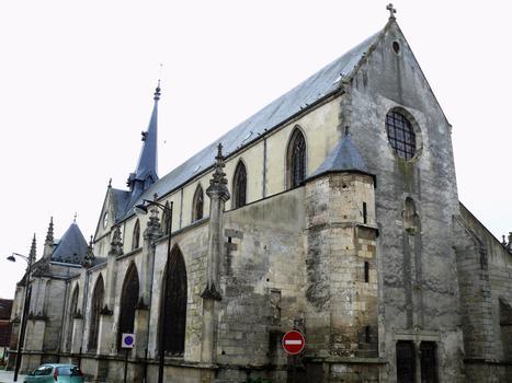 Alençon - Eglise Saint-Léonard
