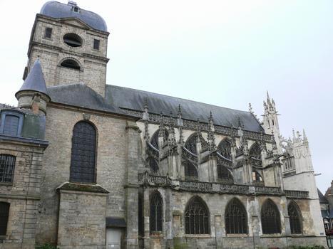 Alençon - Eglise Notre-Dame - Ensemble