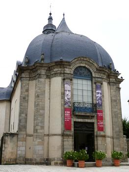 Alençon - Bibliothèque municipale - Médiathèque