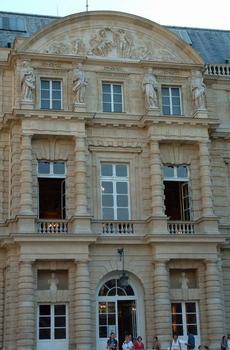 Palais du Luxembourg, Paris.Façade côté cour