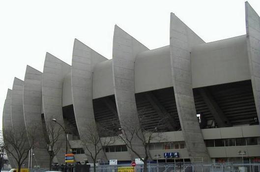 Stade du Parc des Princes, Paris