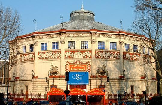 Cirque d'hiver Bouglione, Paris