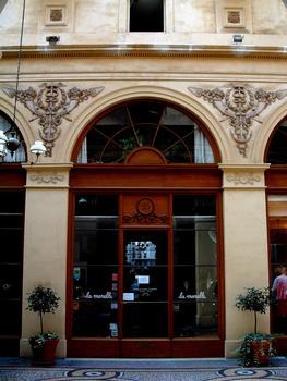Galerie Vivienne - Galerie - Décor
