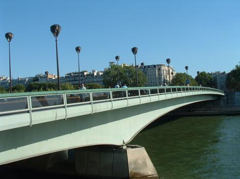 Pont de l'Alma vu de l'aval