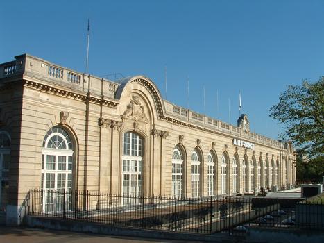 Invalides Station, Paris.