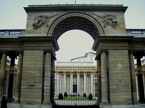 Palais de la Légion d'Honneur (hôtel de Salm) - Entrée