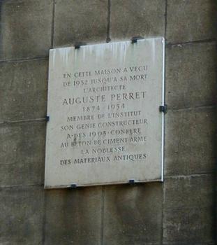 51-55 rue Raynouard, Paris