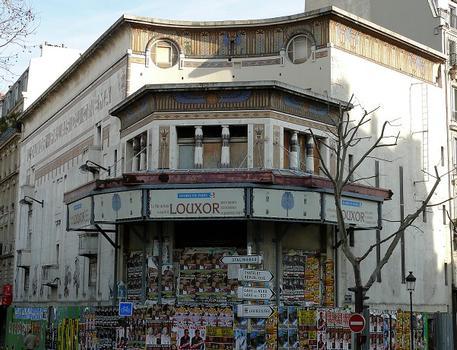 Paris 10ème arrondissement - Cinéma «Le Louxor»