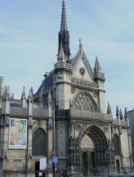 Paris 10ème arrondissement - Eglise Saint-Laurent