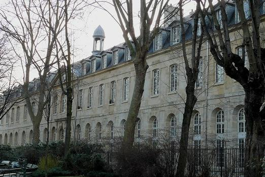 Paris 10ème arrondissement - Maison de l'architecture - couvent des Récollets