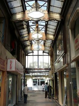 Paris 10ème arrondissement - Passage du Prado