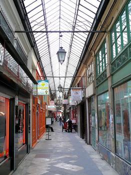 Paris 10ème arrondissement - Passage Brady
