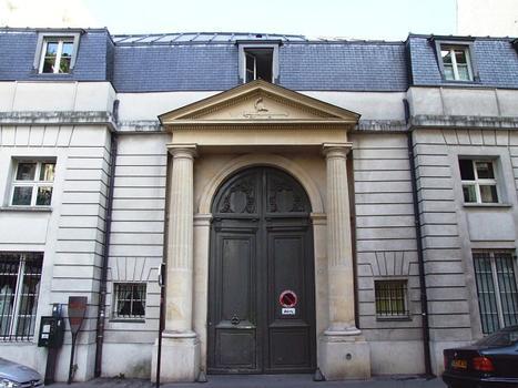 Paris - 10ème arrondissement - Hôtel Benoît de Saint-Paulle