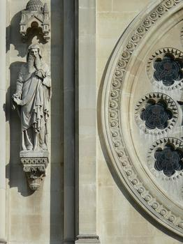 Paris 11ème arrondissement - Eglise Saint-Ambroise