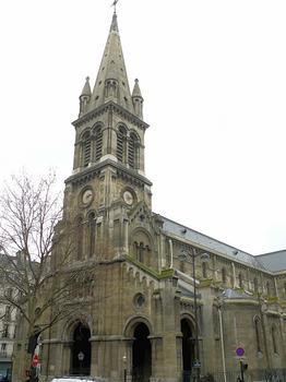 Paris 11ème arrondissement - Eglise Saint-Joseph des Nations