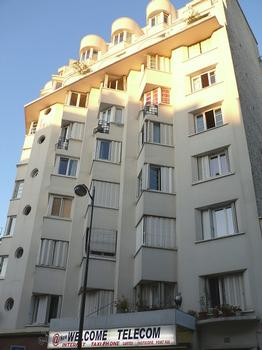 Paris 11 ème arrondissement - Immeuble 176 rue Saint-Maur