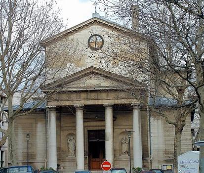 Paris 12ème arrondissement - Eglise Notre-Dame-de-la-Nativité de Bercy