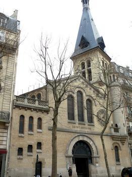 Paris 12ème arrondissement - Eglise Saint-Antoine des Quinze-Vingts