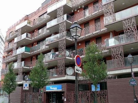 Paris 12 ème arrondissement - Immeuble 29-33 rue Montgallet