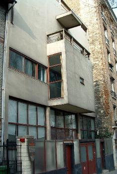 Paris 13 - 24 bis boulevard Masséna - Maison Planeix