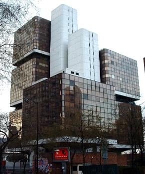 Paris 13 - 90 rue de Tolbiac - Université - Centre Pierre Mendès-France