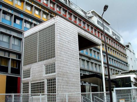 Paris 13 - Armée du Salut - Cité du Refuge