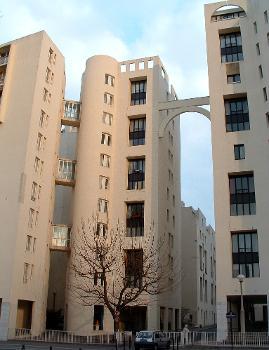 Paris 13 - Rue des Hautes-Formes