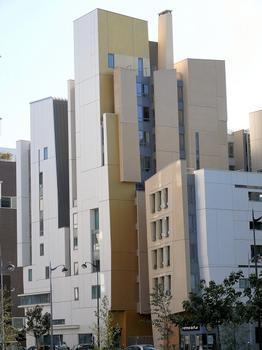Paris 13ème arrondissement - Immeuble 27-33 rue Françoise-Dolto