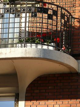 Paris 13ème arrondissement - Immeuble 72-74 boulevard Vincent-Auriol