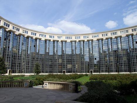 Paris - Immeuble Les Echelles du Baroque