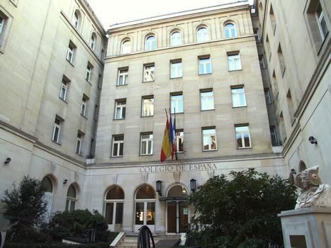 Cité Internationale Universitaire de Paris - Collège d'Espagne
